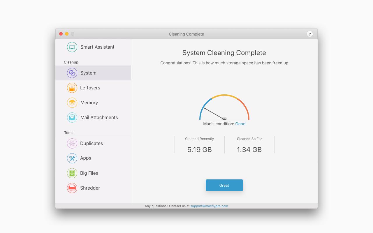 MacFly Pro Screenshot