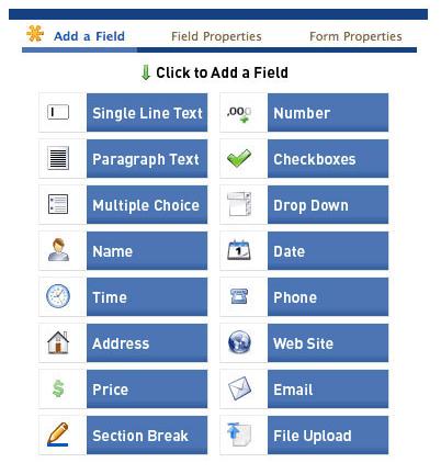 MachForm 2, HTML Form Software Screenshot