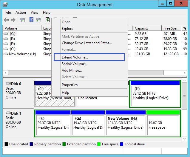 Macrorit Partition Extender Server + Free Lifetime Upgrade, Software Utilities, File Management Software Screenshot