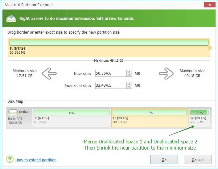 Macrorit Partition Extender Server + Free Lifetime Upgrade, Software Utilities Screenshot