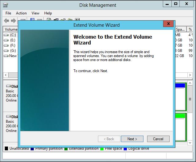 Macrorit Partition Extender Server + Free Lifetime Upgrade, File Management Software Screenshot
