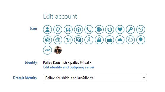 Mailbird, Internet Software Screenshot