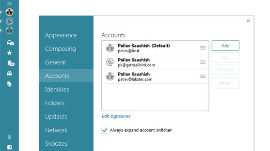 Mailbird Screenshot 8