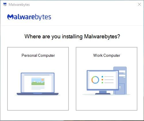 Malwarebytes 4 Premium Screenshot