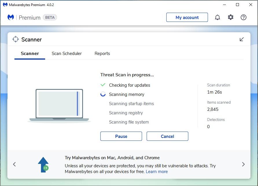 Malwarebytes 4 Premium Screenshot 10