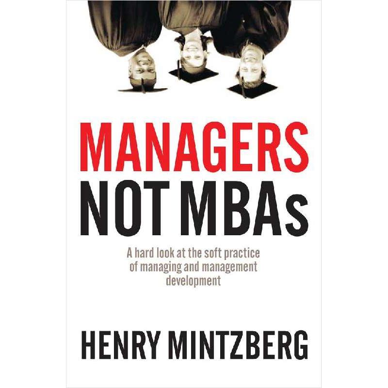 Managers Not MBAs (Book Excerpt) Screenshot