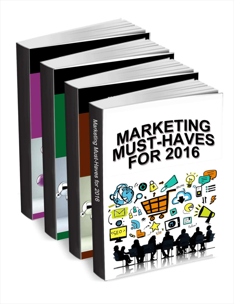 Marketing Must-Haves for 2016 Screenshot