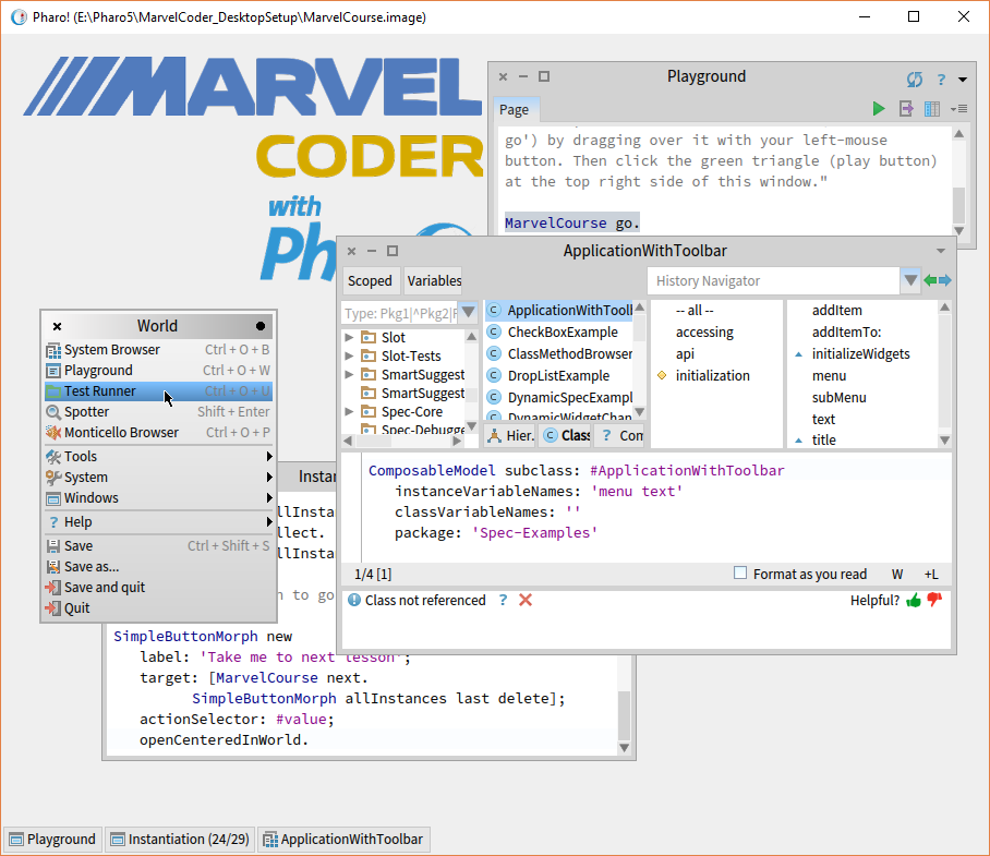 Development Software, Web Development Software Screenshot