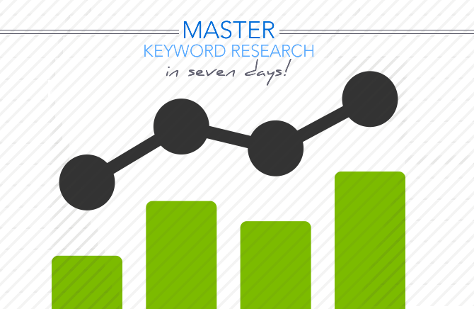 Master Keyword Research in 7 Days Screenshot