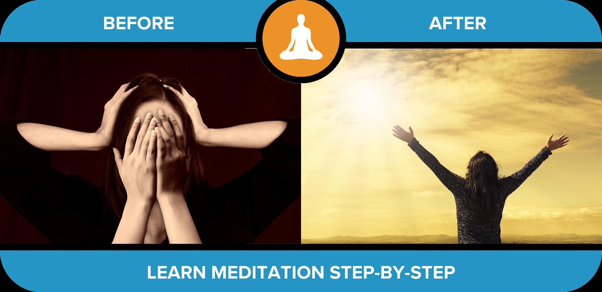 Master Your Mind: 5-Week MEDITATION Course Screenshot