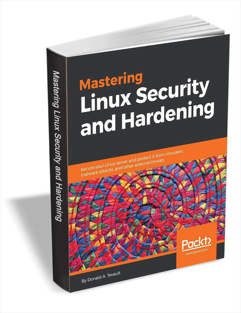 Mastering Linux Security and Hardening ($23 Value) FREE For a Limited Time Screenshot