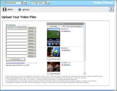 MediaIsland Professional 2.0 Screenshot 8