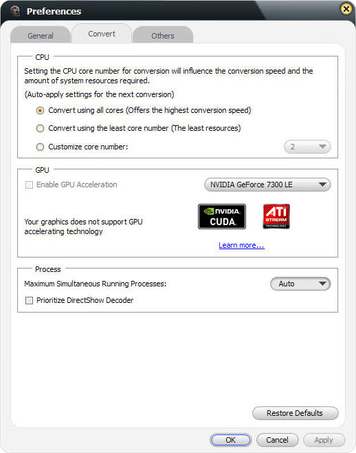 mediAvatar HD Video Converter Screenshot 11