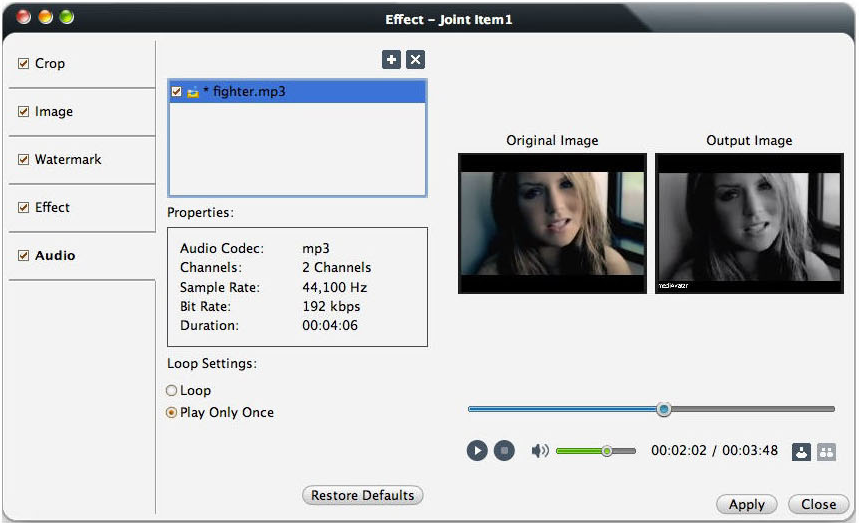 mediAvatar Video Converter Pro Screenshot 11