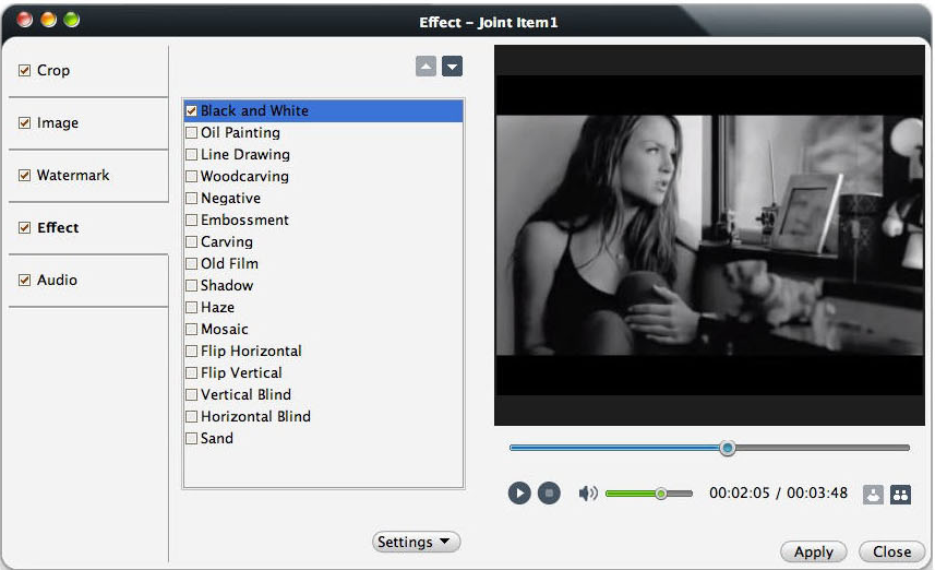 mediAvatar Video Converter Pro Screenshot 9