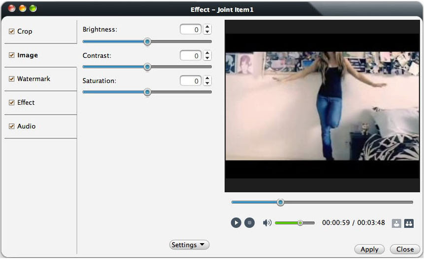 mediAvatar Video Converter Pro, Video Software, Video Converter Software Screenshot