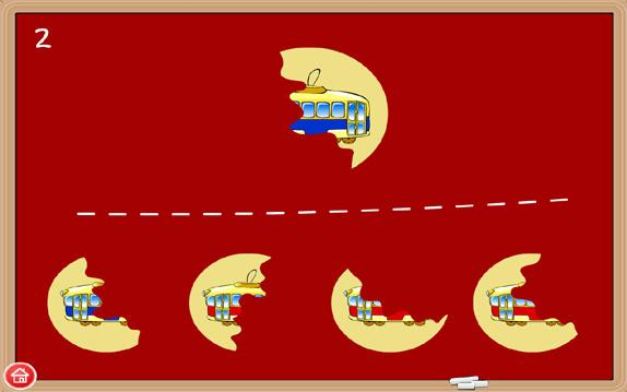 Merry Motors Edutainment Games, Hobby, Educational & Fun Software, Games Software Screenshot