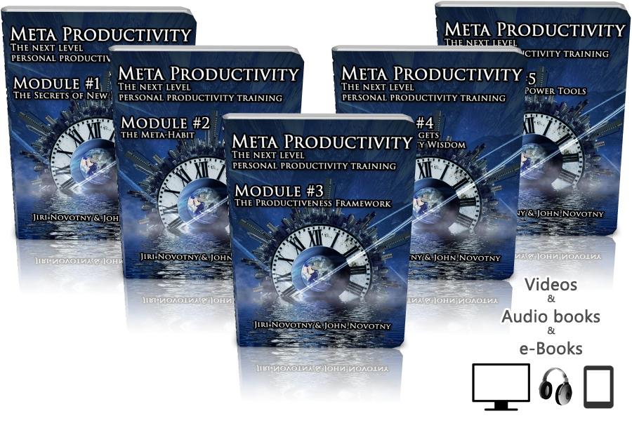 Meta Productivity Screenshot