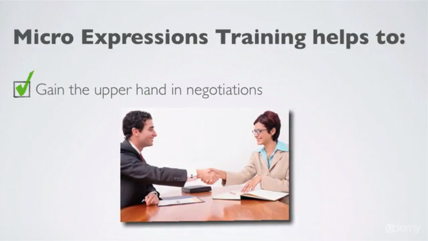 Hobby, Educational & Fun Software, Micro Expressions Training & Body Language for Lie Detection Screenshot