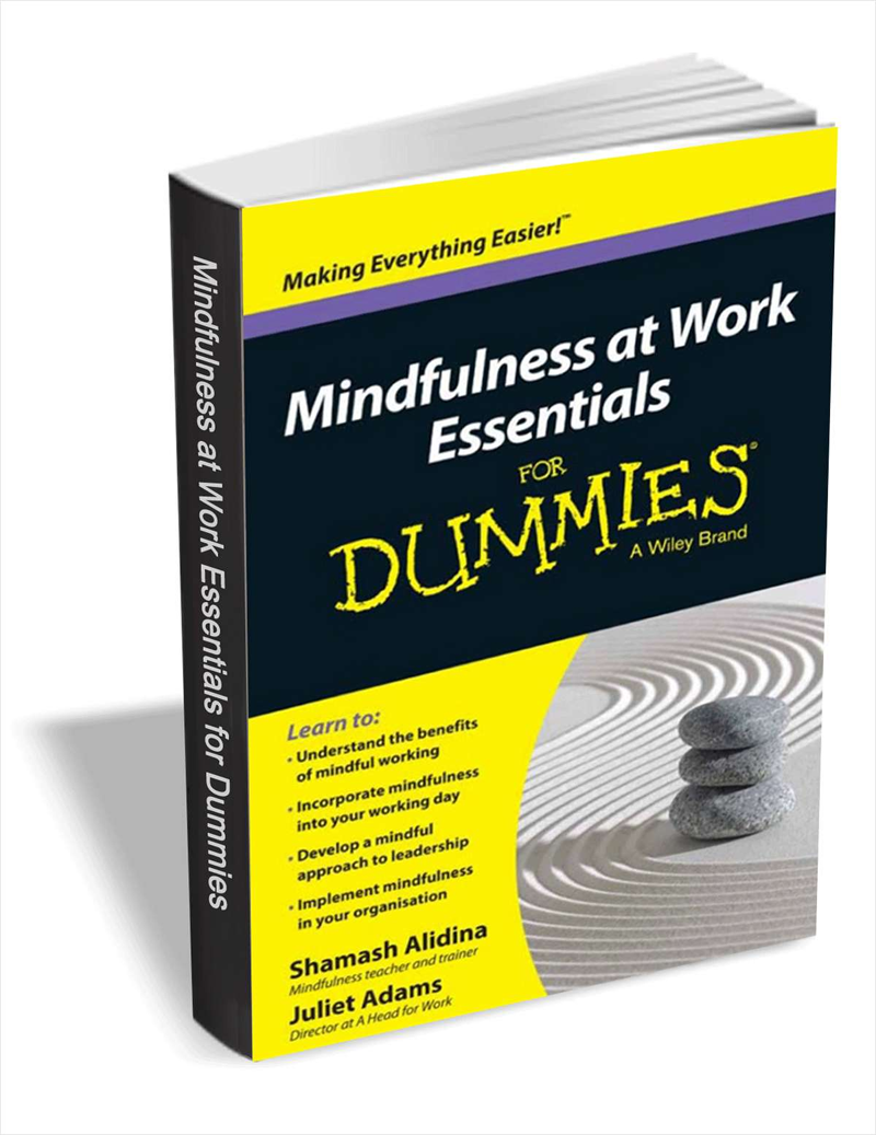 Mindfulness At Work Essentials For Dummies ($9.99 Value) FREE For a Limited Time Screenshot