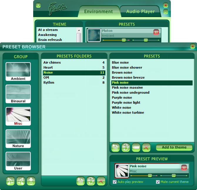 Mirolit Halotea, Health Software Screenshot