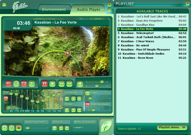 Health Software Screenshot