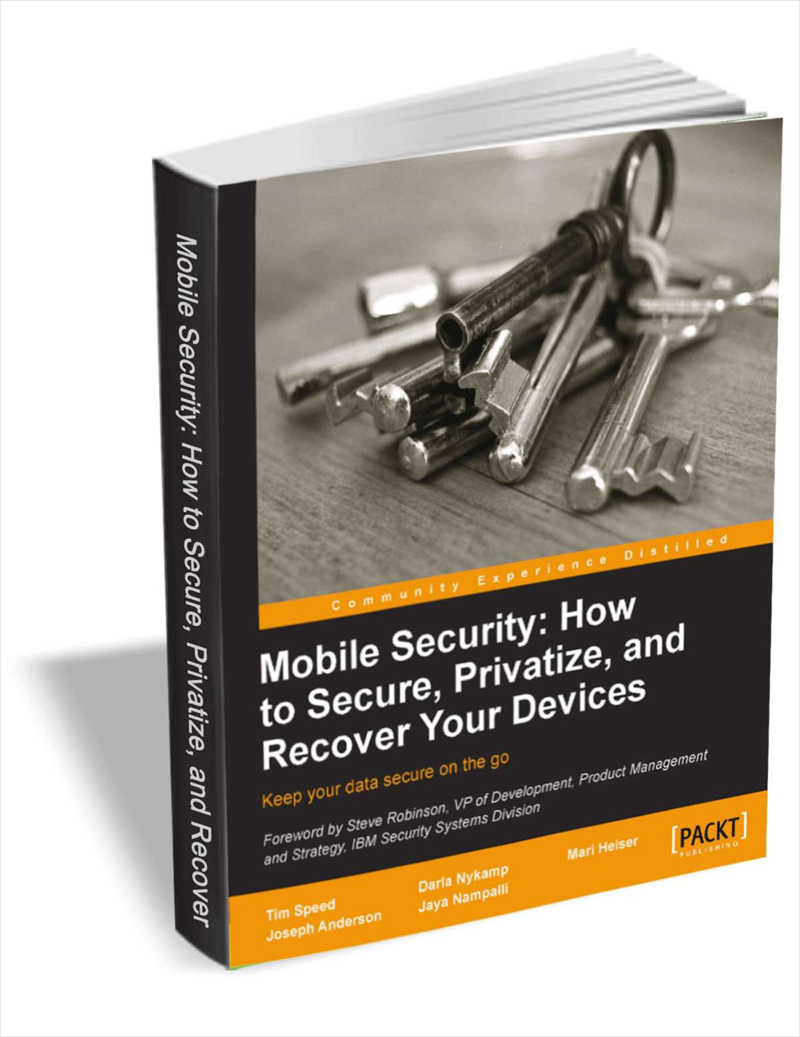 Mobile Security: How to Secure, Privatize, and Recover Your Devices (a $26.99 value) FREE for a limited time Screenshot