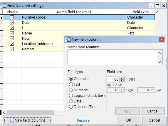 Hobby, Educational & Fun Software, Cataloging Software Screenshot