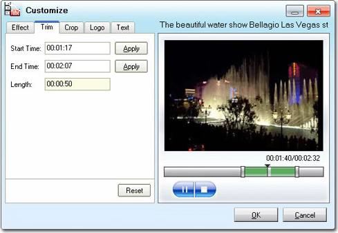 Moyea YouTube Converter, Video Software Screenshot