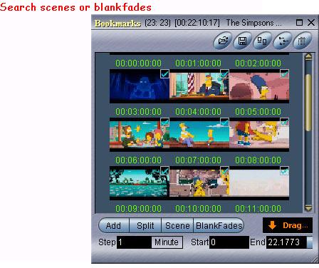 MPEG Video Wizard DVD 5.0, DVD Authoring Software Screenshot
