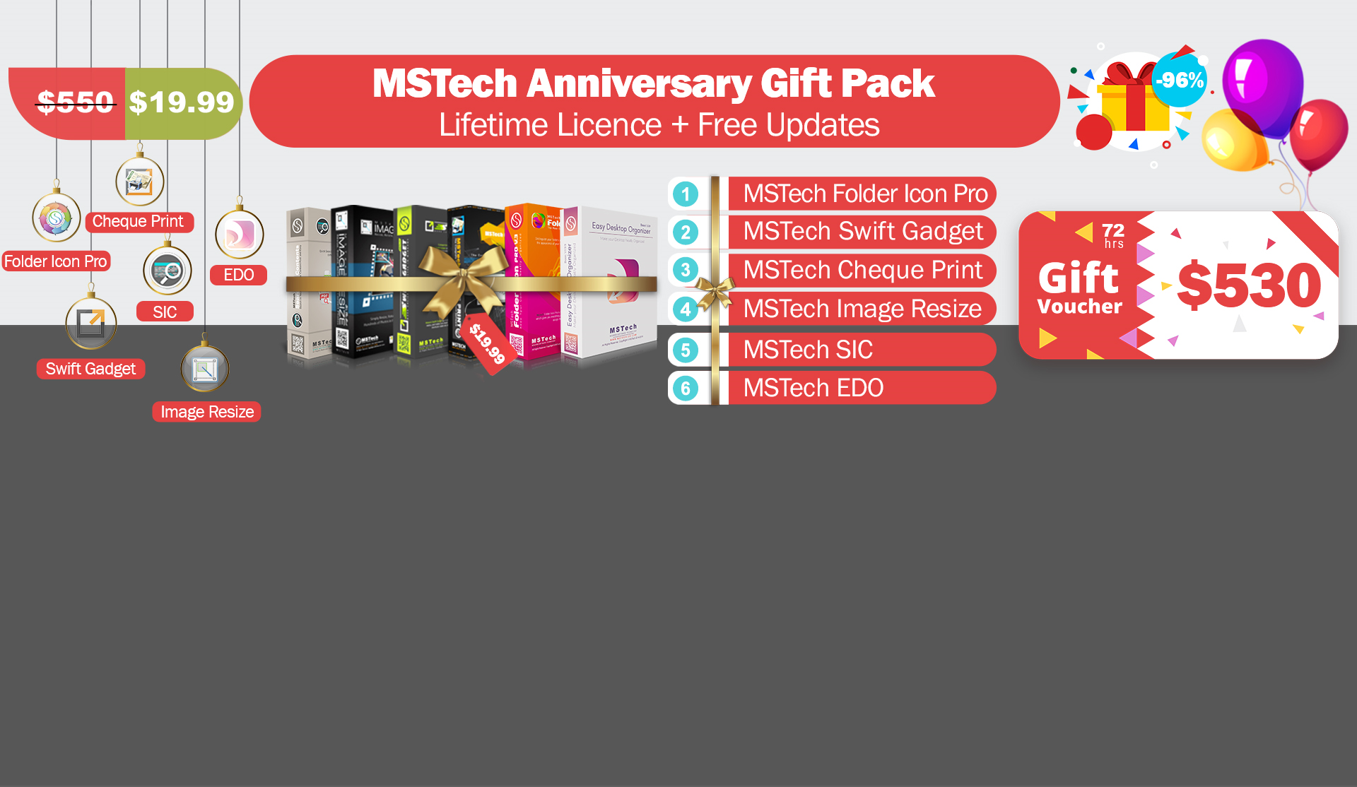MSTech Anniversary Festival Bundle Screenshot