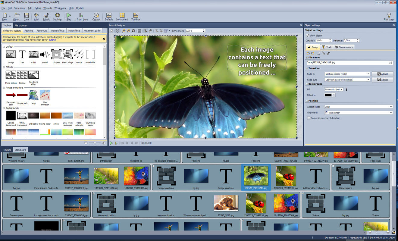 MultimediaStars, Design, Photo & Graphics Software Screenshot