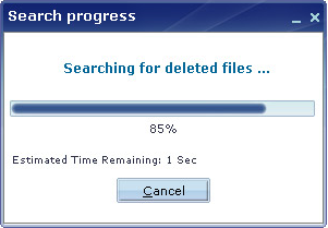 MultiStage Recovery, Software Utilities Screenshot
