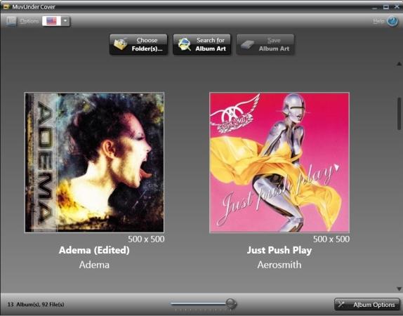 MuvUnder Cover: The Album Art Sleuth Screenshot 11