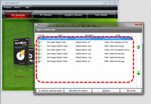 My Autoplay Pro Business Edition - Lifetime Upgrades, DVD Authoring Software Screenshot