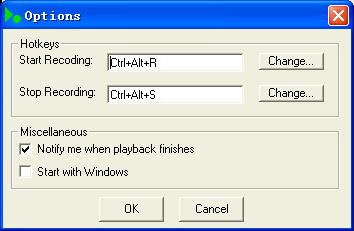 My Macros, Macros Software Screenshot