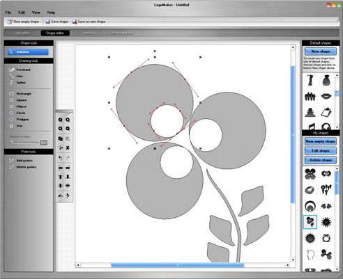 MyLogo Maker 2.0, Design, Photo & Graphics Software Screenshot