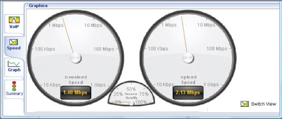MySpeed PC VoIP, Instant Messaging Software Screenshot