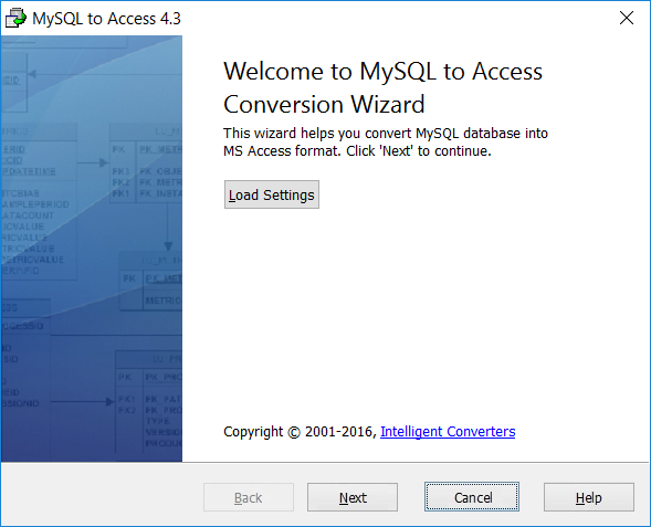 MySQL Migration Toolkit Screenshot 10