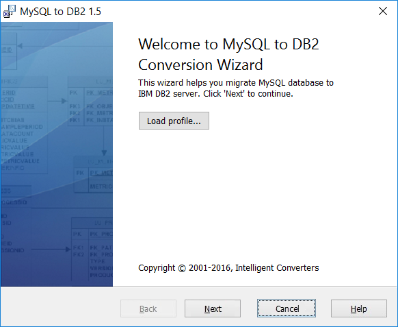 MySQL Migration Toolkit Screenshot 12