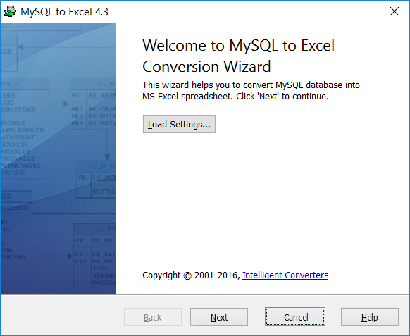 MySQL Migration Toolkit Screenshot 16