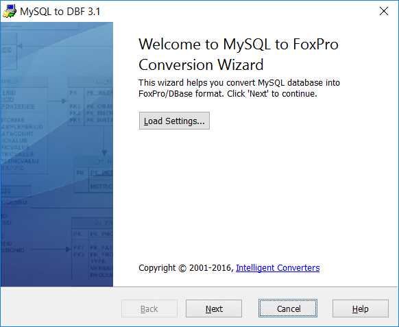 MySQL Migration Toolkit Screenshot 14