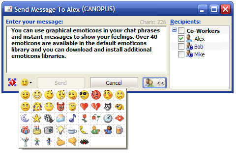 Network Assistant, Internet Software, Network Connectivity Software Screenshot