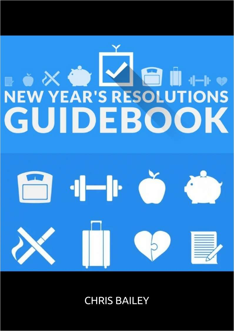 New Year's Resolutions Guidebook Screenshot