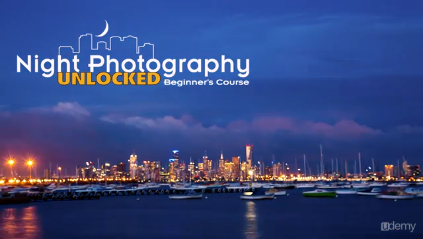 Night Photography Unlocked - Beginner