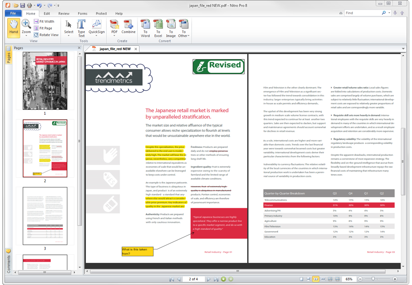 Nitro Pro 8 - PDF Utilities Software Download for PC