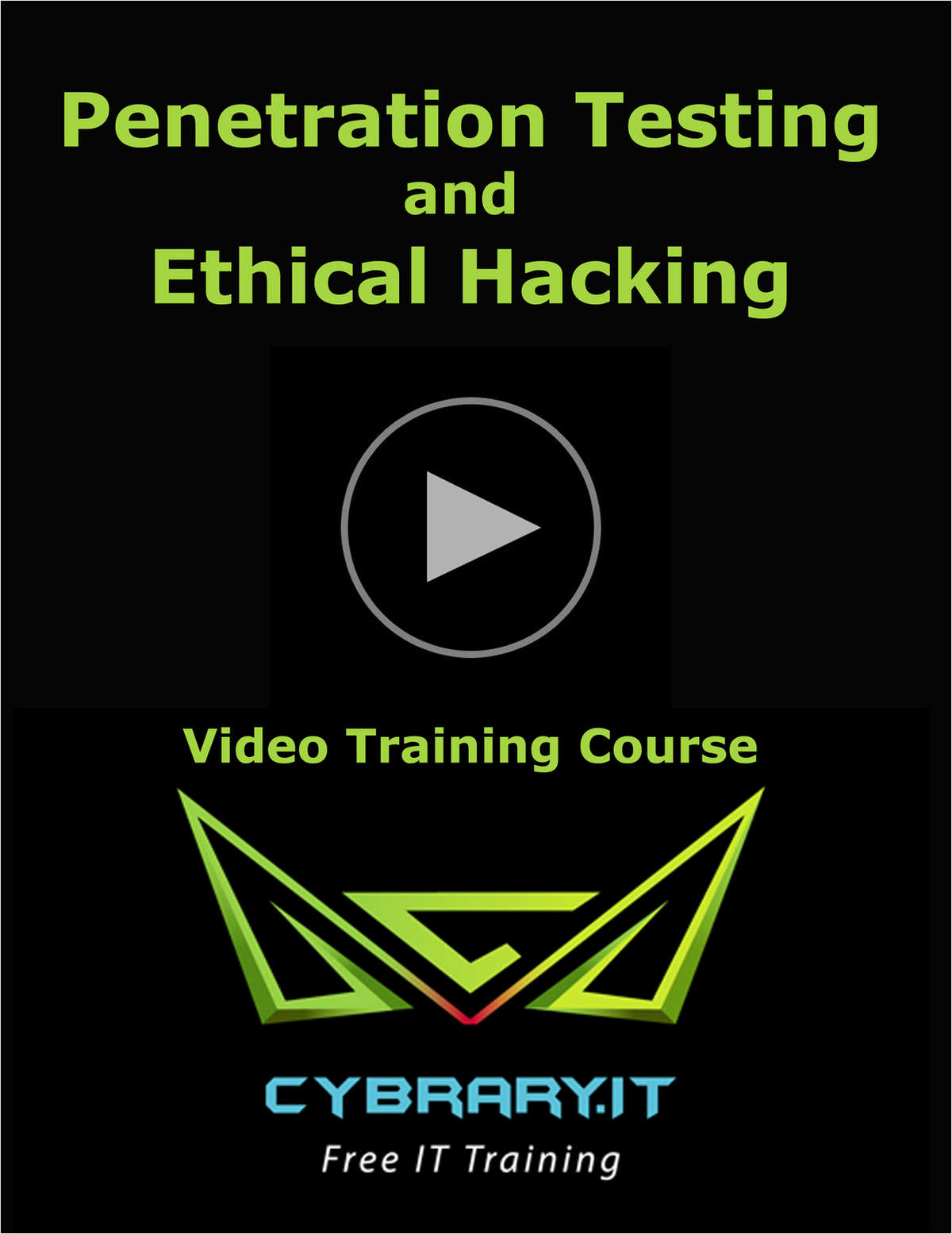 Online Penetration Testing and Ethical Hacking - FREE Video Training Course Screenshot