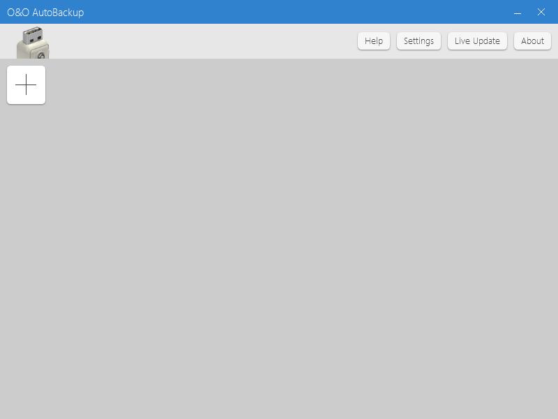 O&O PowerPack, Software Utilities Screenshot