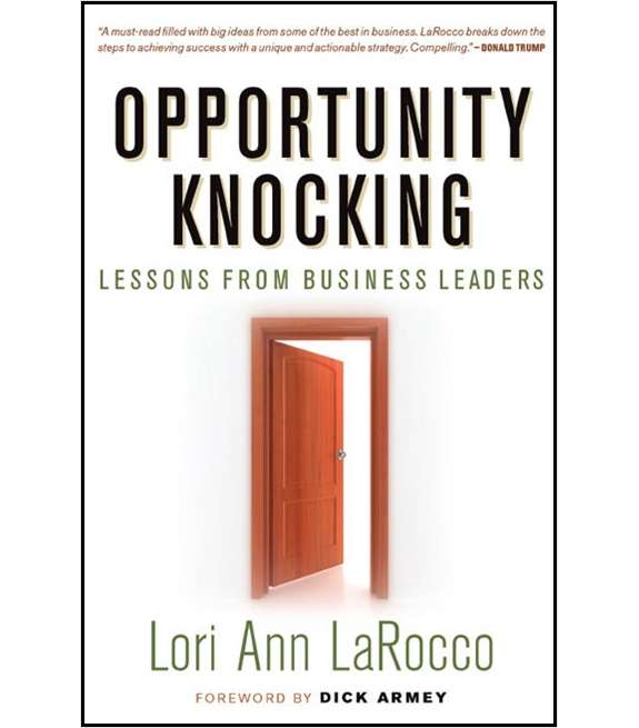 Opportunity Knocking: Seven Steps To World Domination Screenshot