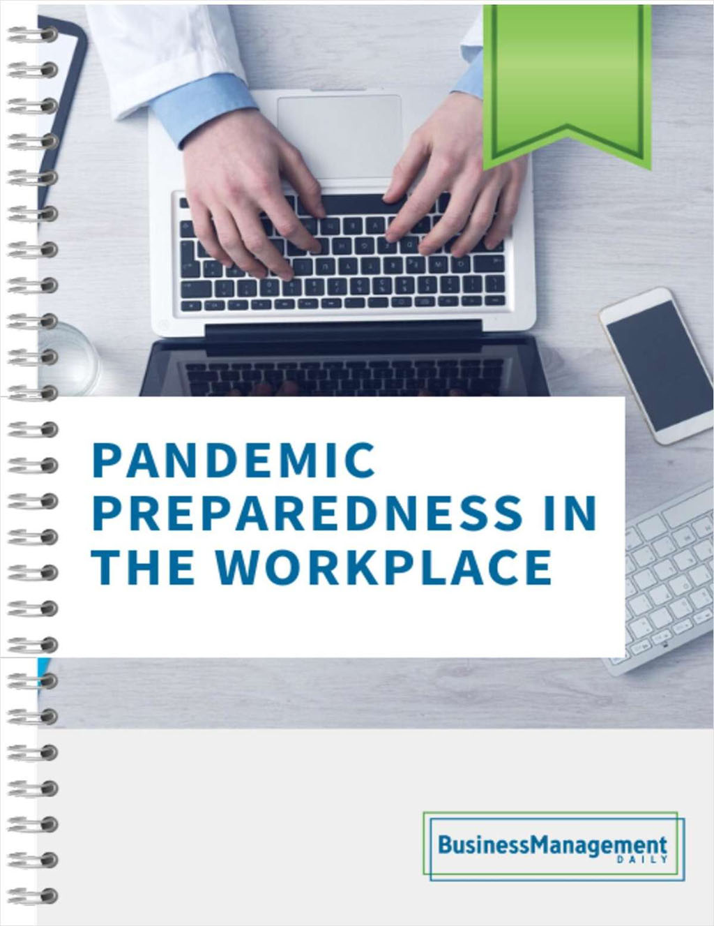 Pandemic Preparedness in the Workplace Screenshot